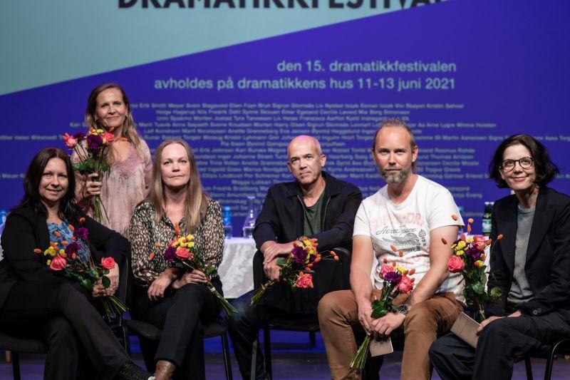 Small Dramatikkfestivalen2020 alle dramatikere Lars Opstad 011