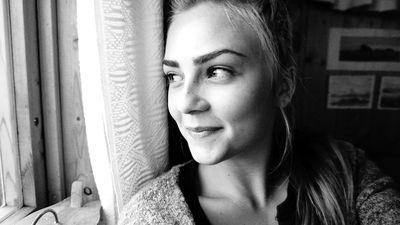Christina Marie Strøm foto privat
