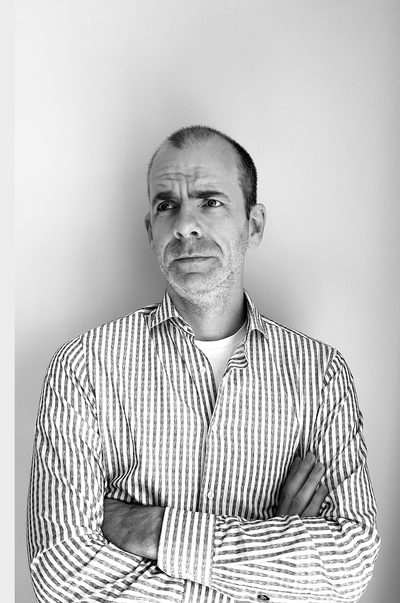 Simon Kavanagh foto privat