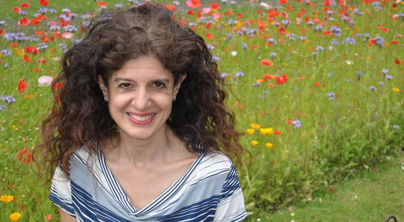 Clare Finburgh Delijani photo Rafi Pollard