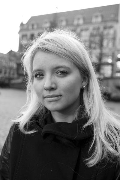 Kathrine Nedrejord foto Kari Rønningen