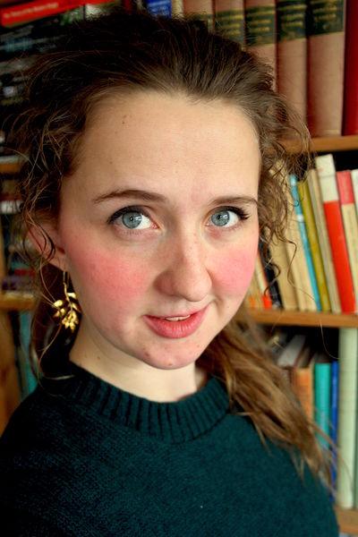 Henriette Vedel foto Klavs Vedel