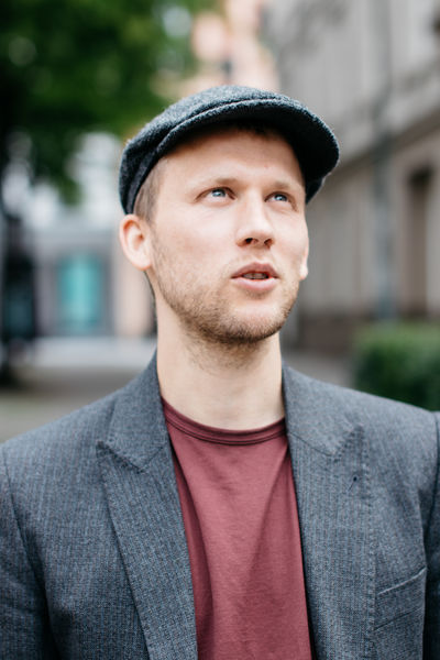 Fredrik Høyer foto Aschehough Forlag