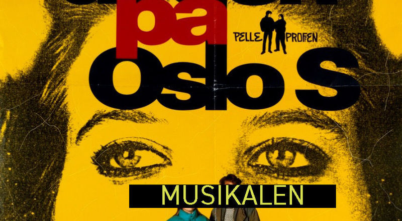 Døden på Oslo S MUSIKALEN
