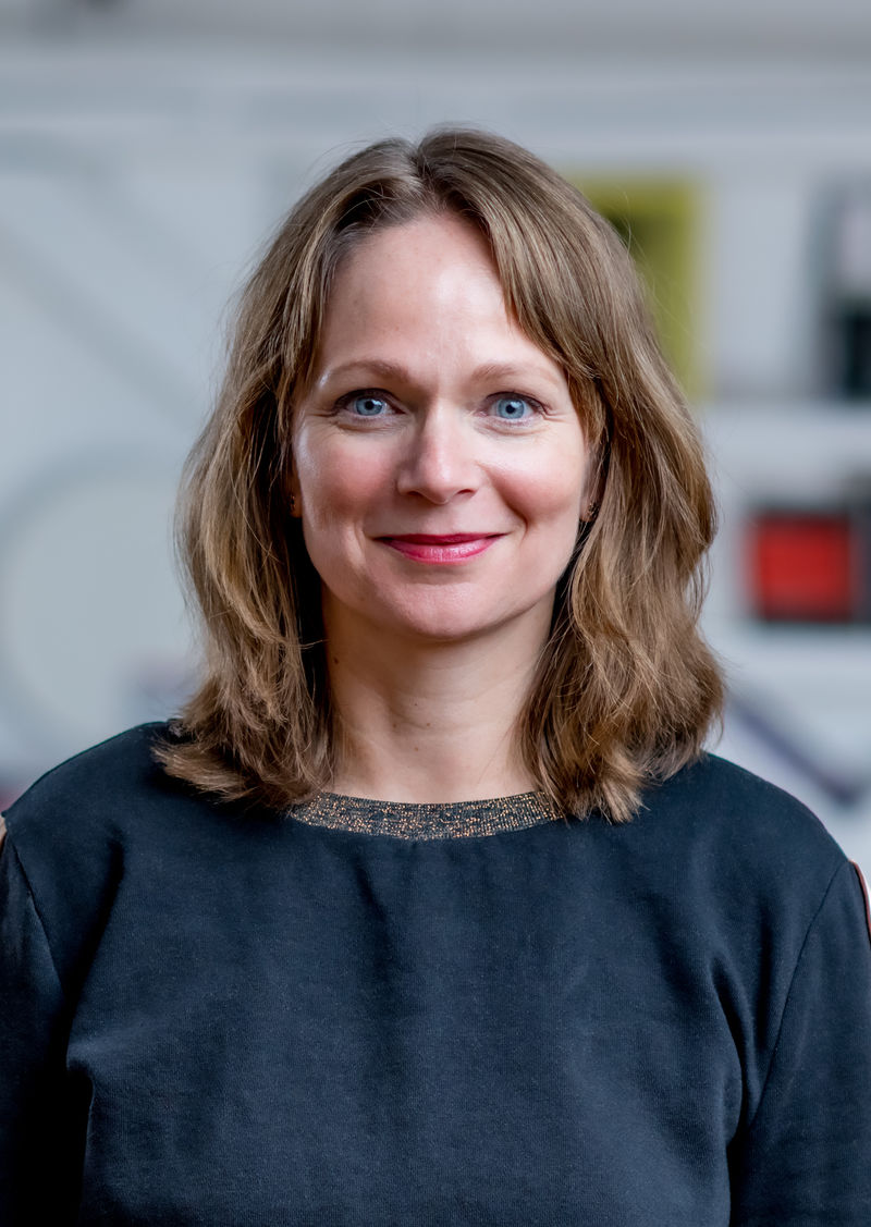 Kristina Kjeldsberg portrett