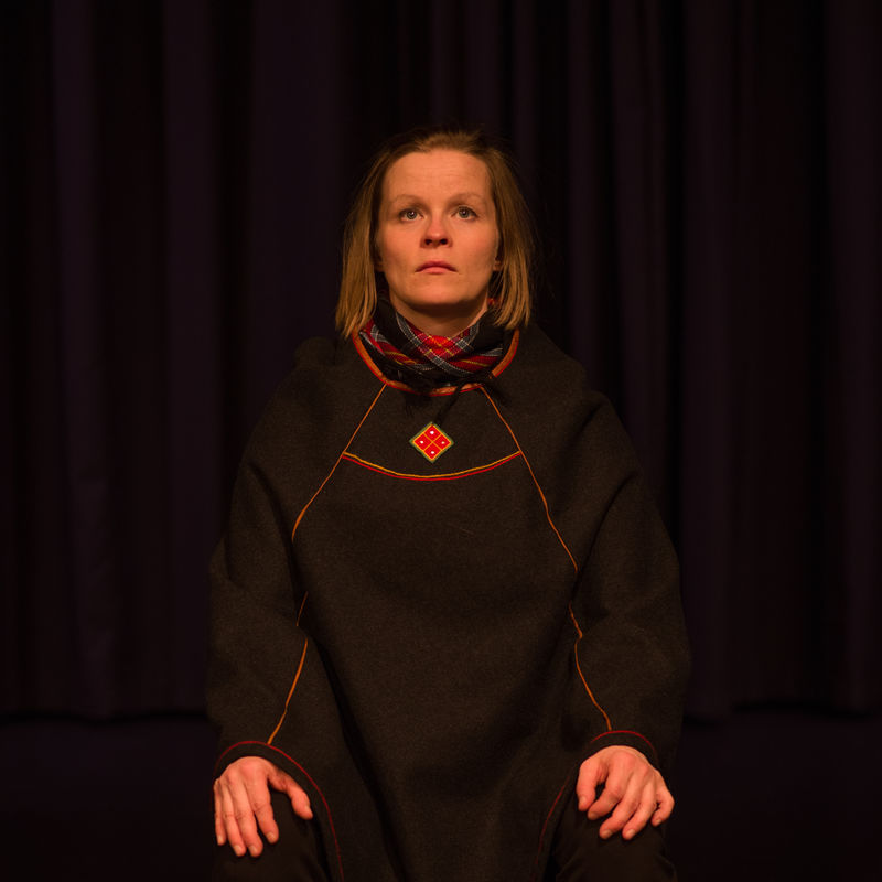 Camilla Therese Karlsen foto Jason Barraclough